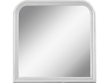 Philippe Mirror, White, , large