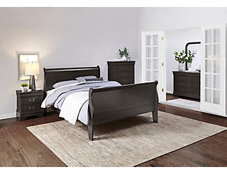 king bedroom furniture. 6pc King Bedroom Set Clearance  Discount Furniture Art Van