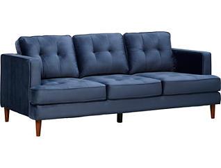Nelson Indigo Sofa, , large
