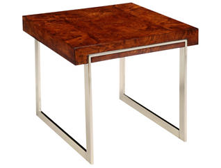 Greyson Square End Table, , large