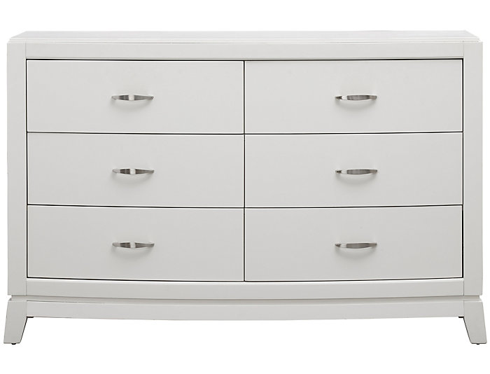 Avalon 6 Drawer Dresser Youth, , large