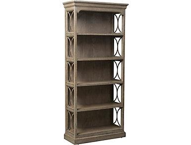"""Elegance 74"""" Bookcase, , large"""