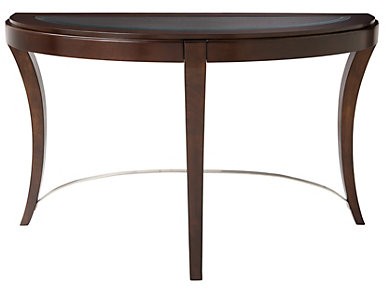 Avalon Sofa Table, Brown, , large