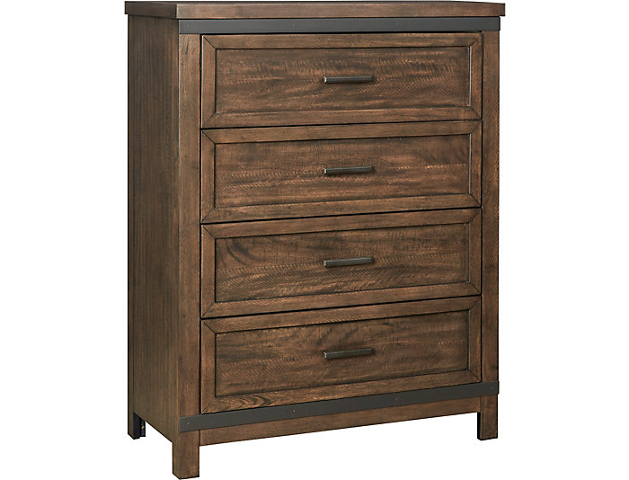 Thornwood Hills 4 Drawer Chest, , large