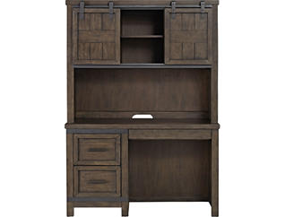 Thornwood Hills Desk Hutch, , large