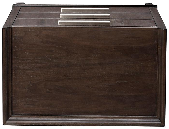 Tivoli 3 Drawer Nightstand, , large