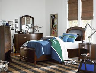 Avalon Youth Bedroom - Truffle, , large