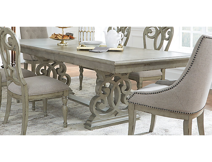 Ordinaire Grand Estates Dining Table, , Large