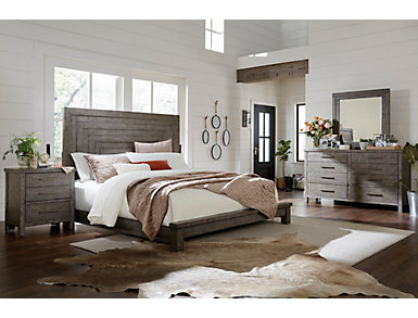 Charthouse Queen Platform Bed, , large