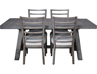 Fine Morgan Chocolate Cherry 5 Piece Gathering Set With Stationary Stools Pdpeps Interior Chair Design Pdpepsorg