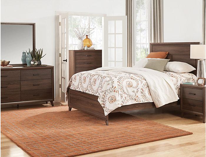 Spencer 7pc Queen Bedroom Set, , large