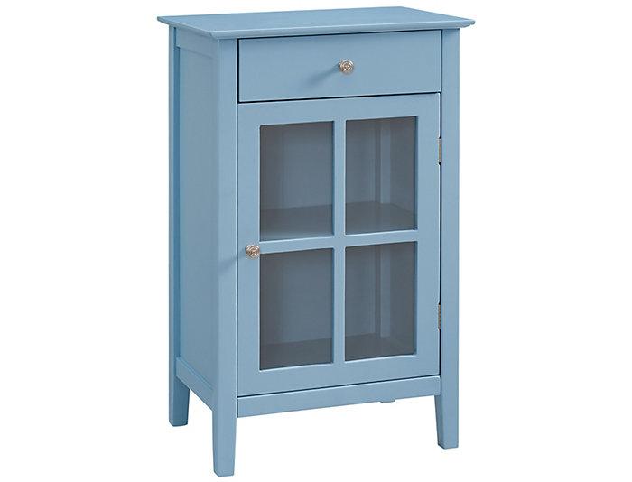 Genial ... Single Door Cabinet W/drawer, , Large ...