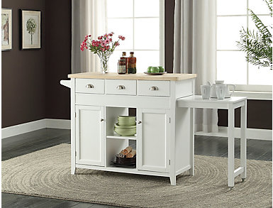 Sheridan Kitchen Cart, , large