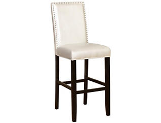 Stewart Pearl Bar Stool, , large