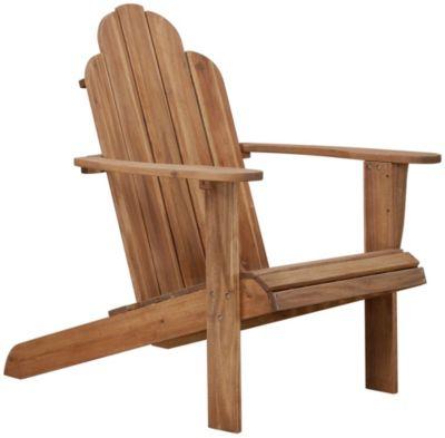 Adirondack Chair, Brown, Brown, swatch