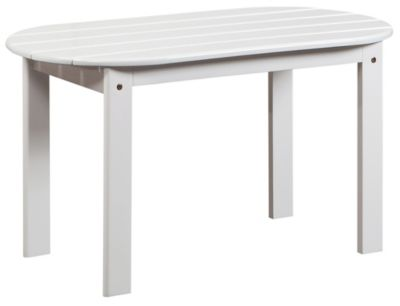 Adirondack Coffee Table, White, swatch