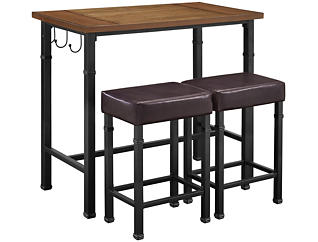 Austin Three Piece Pub Set, , large
