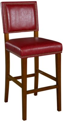 Brook Red Bar Stool  sc 1 st  Art Van Furniture & Brianne Red Bar Stool - Art Van Furniture islam-shia.org