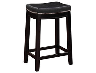 Claridge Black Counter Stool, , large