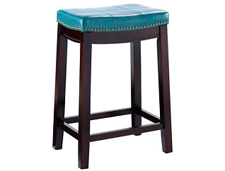 Claridge Blue Counter Stool, , large