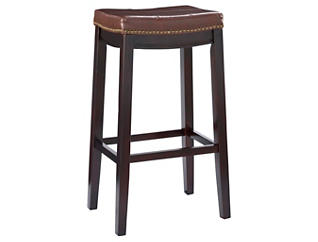 Claridge Brown Bar Stool, , large