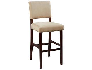 Corey Stone bar stool, , large