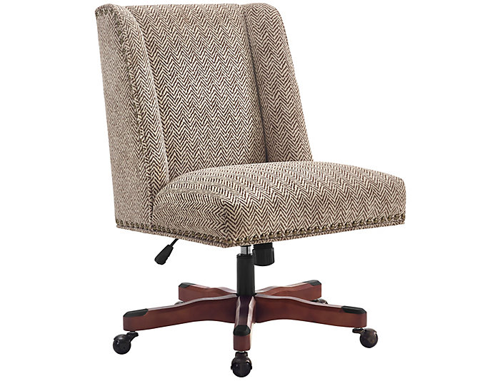 Draper Brown Office Chair, , large
