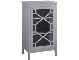 Fetti Grey Small Cabinet, , large