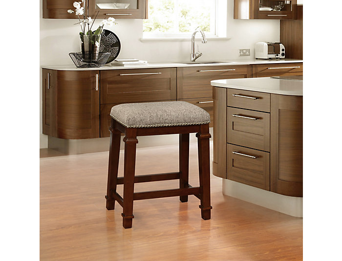 Kennedy Tweed Counter Stool, , large