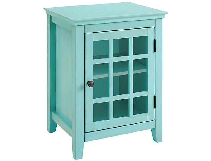 Largo One Door Cabinet, , large