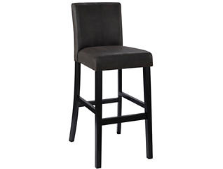 Morrocco Charcoal Bar Stool, , large