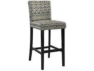 Morocco Grey Bar Stool, , large