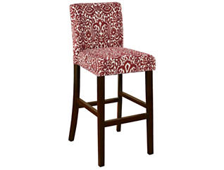 Morocco Red Bar Stool, , large