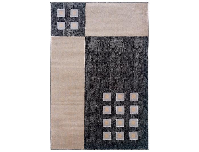 Milan Squares 8x10 Rug