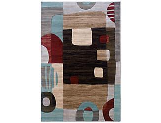 milan geometric 5x8 rug