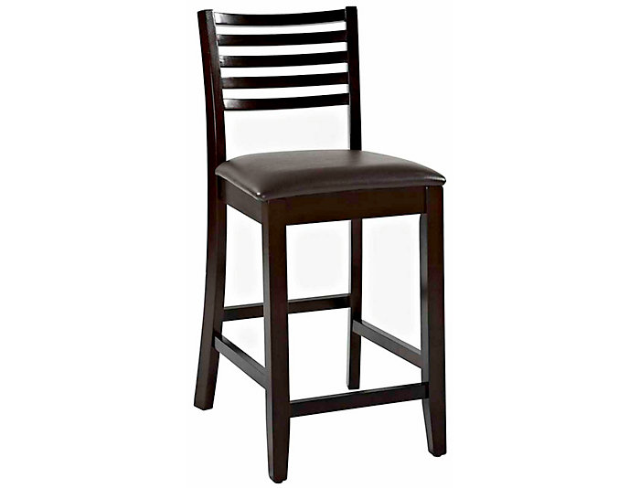 Triena Ladder Counter Stool, , large