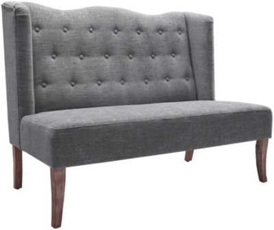 Tyra Settee, Grey, swatch