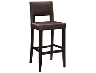 Vega Brown Bar stool, , large