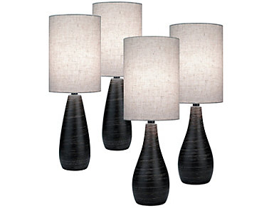 Cardamom Lamp Collection, , large