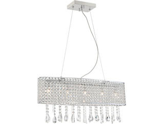 "Anabelle 28"" Chandelier, , large"