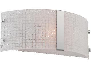 Sage Chrome Wall Sconce, , large