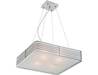Emilia Silver Pendant Lamp, , large