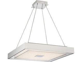 Cara Chrome Pendant Lamp, , large