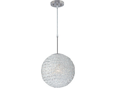 Icy Steel Pendant Lamp, , large