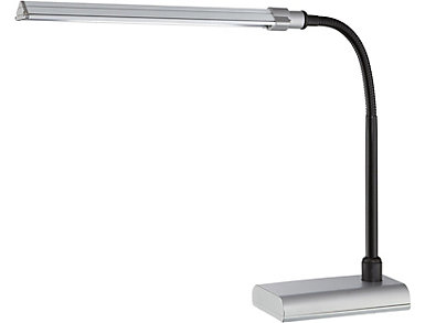 Delphinium Desk Lamp, , large