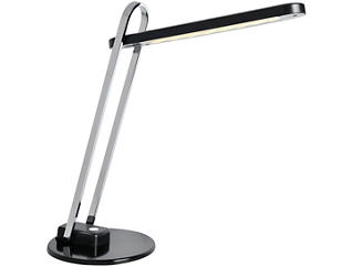 Roebuck Black Desk Lamp, , large