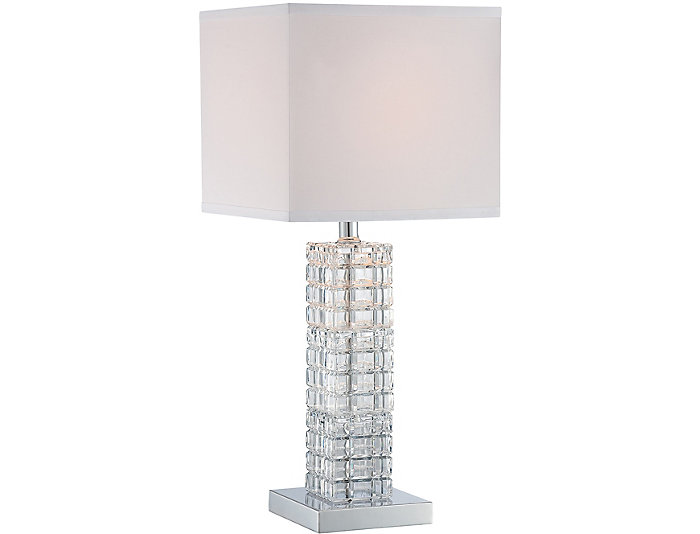 Lamarque Chrome Table Lamp, , large