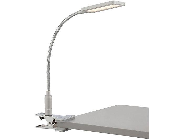 Marjorie Clip-On Lamp, , large