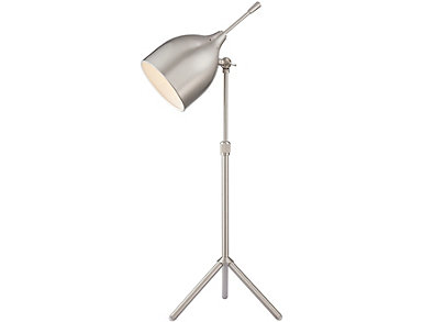 Parade Silver Desk Lamp, , large