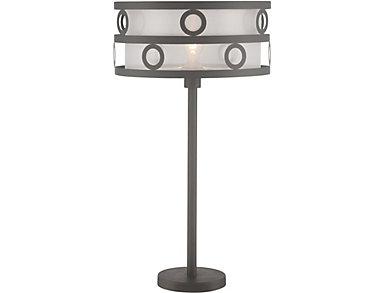 Perkins Bronze Table Lamp, , large